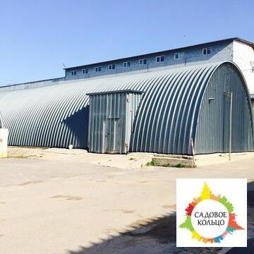 Теплый склад от 75 до 960 метров по ставке за метр в мес. - Фото 4