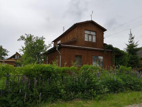Деревянная дача 54 км от МКАД Ступинский район, СНТ возле Михнево - Фото 2