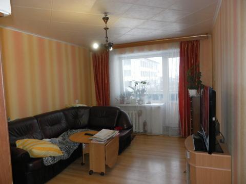 Трехкомнатная квартира в Карабаново, ул.Победы - Фото 1
