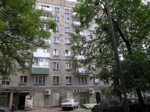 Продажа квартиры, м. Фрунзенская, Комсомольский пр-кт. - Фото 1
