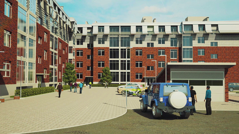 Продам 1-комнатную квартиру, 45м2, ЖК Прованс, фрунзенский р-н - Фото 2