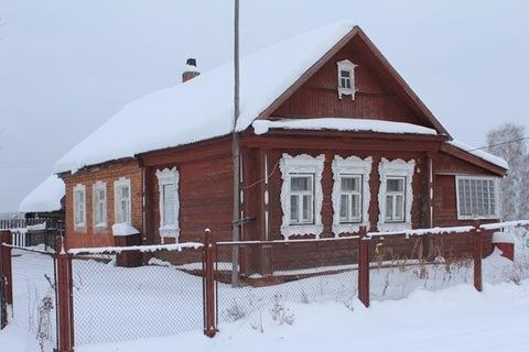 Дом в поселке Шувое - Фото 1