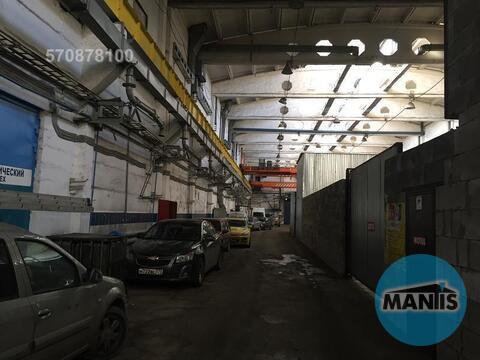 Сдается автосервис с высокими потолками 12 метров, две кран балки по 1 - Фото 4