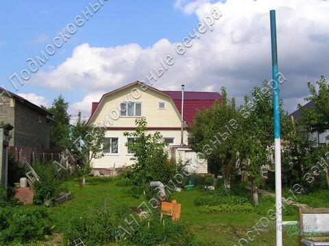 Минское ш. 65 км от МКАД, Тучково, Коттедж 110 кв. м - Фото 1