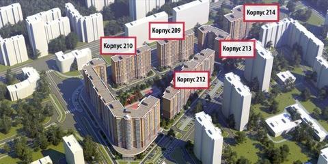 Продается 1-комнатная квартира в ЖК Центр-2 - Фото 2