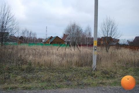 Продается участок, Новорижское шоссе, 50 км от МКАД - Фото 2