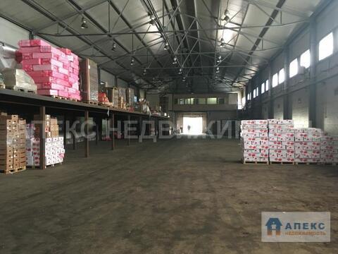 Продажа помещения пл. 3240 м2 под склад, производство, Домодедово . - Фото 4