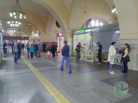 Казанский вокзал. Общепит, торговля, кафе - Фото 5