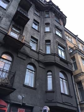 Продается одна комната 20 кв.м, м.Чернышевская - Фото 1