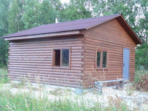 Дом, п. Усть-Луга, квартал Остров - Фото 1