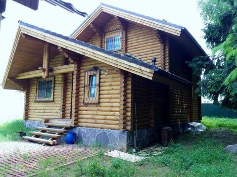 Дом с баней, МО, Можайский р-н, кп Захарьино. - Фото 2