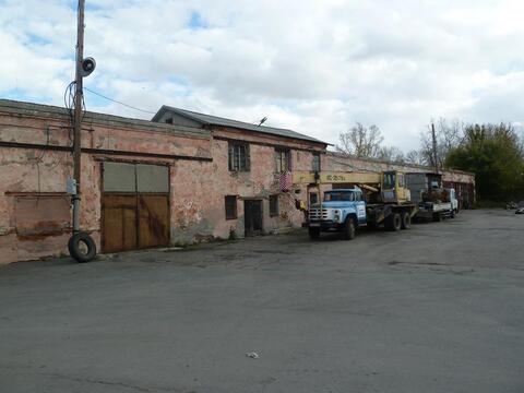 Здание гаража с з/у, 494 кв.м. - Фото 2