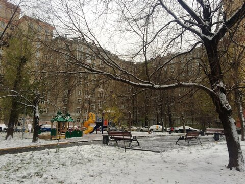 Просторная квартира в сталинском доме. - Фото 2