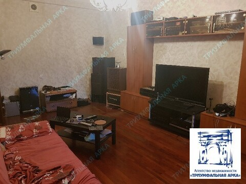 Продажа квартиры, м. Киевская, Саввинская наб. - Фото 1