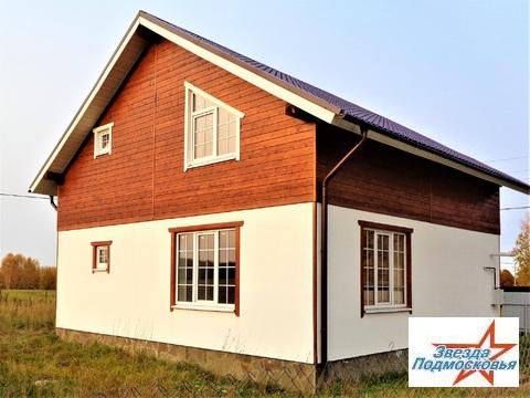 Новый добротный дом 120 кв.м. на участке 7,5соток в Дмитровском районе - Фото 3