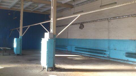 Отапливаемый склад, производство район Н.Поселение - Фото 1