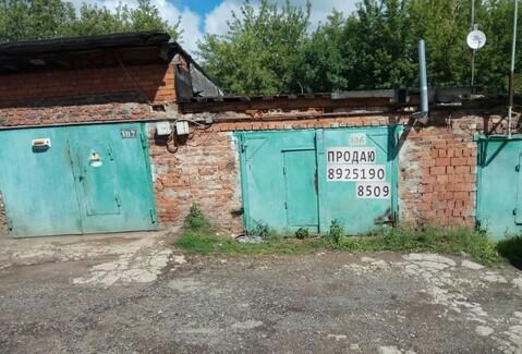 Продам гараж, Москва, мгса берёза, 5-я Радиальная ул, д. 5, Царицыно - Фото 1