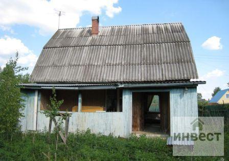 Продается 2х этажная дача 94 кв.м. на участке 6 соток , д. Шапкино - Фото 1