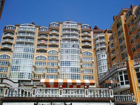 3кв с дизайнерским ремонтом в элитном жилом комплексе в центре Ялты - Фото 2
