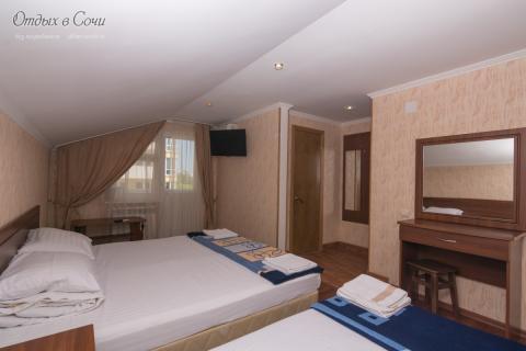 Шикарная действующая гостиница в центре Адлера - Фото 2
