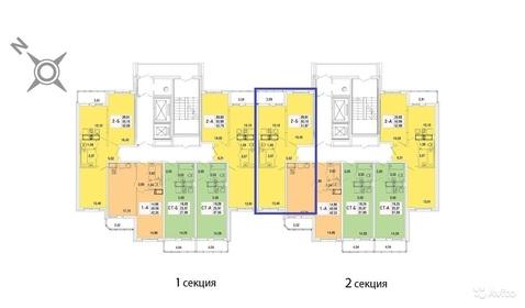 """Квартира в ЖК """"Десяткино 2.0"""" - Фото 5"""