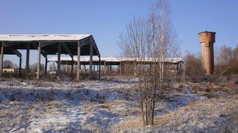 Продаётся земля пром.назначения со строениями. - Фото 3