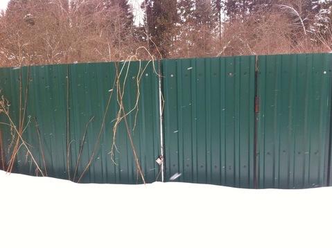 Продается участок 8 соток с кирпичным домом в районе Кубинки - Фото 5
