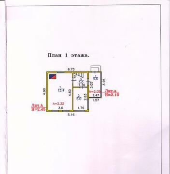 Гатчина 5 км, Промзона -1, домик в садоводстве на уч-ке 8 соток - Фото 5