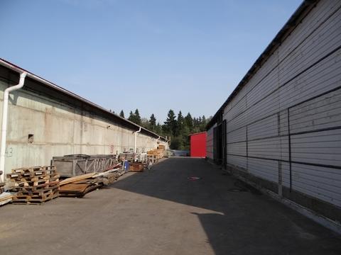 Производственно-складские помещения Солнечногорский район - Фото 4