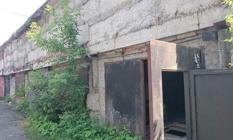 Продам капитальный гараж, Строителей 5, Продажа гаражей в Новокузнецке, ID объекта - 400041291 - Фото 1