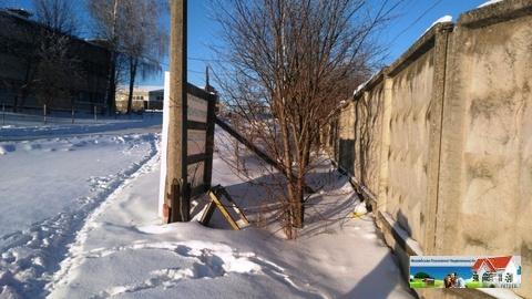 Промышленная земля со складом 2000 кв.м, в г. Можайске, общей площадью - Фото 4