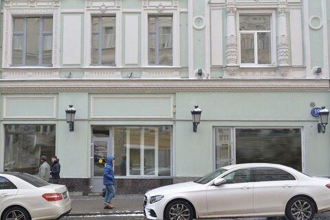 Торговое помещение площадью 470,4 кв.м м.Чеховская - Фото 1