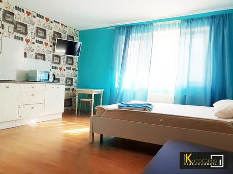 Арендуй на часы или сутки 1 комнатную квартиру евро-студию - Фото 5
