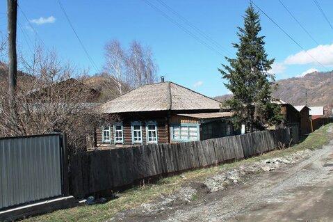 Продажа дома, Шебалино, Ул. п.Кучияк дом 11, Шебалинский район - Фото 1