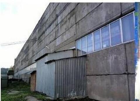 Склад 5 500 кв.м на 2,2 Га в Климовске - Фото 1