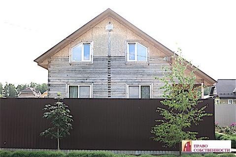2-этажный дом из бруса на 9 сотках в кп Лукошкино (ж/д ст.Игнатьево) - Фото 5