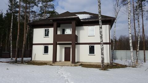 Дом 190 кв. м. на участке 11 соток М.О, Раменский район, п. Ильинский - Фото 1