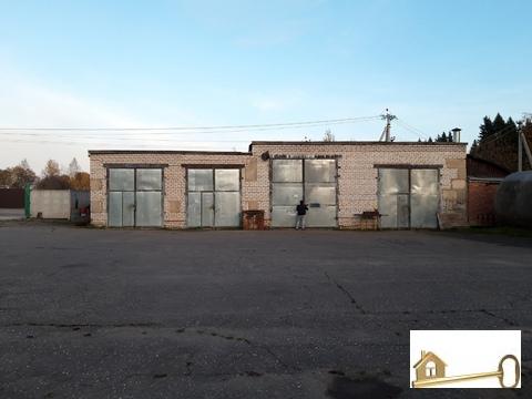 Продажа земельного участка для размещения производственной базы - Фото 1