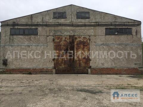 Аренда помещения пл. 1000 м2 под склад, производство Чехов . - Фото 1