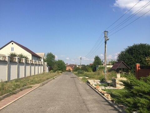Продажа земельного участка в престижном микрорайоне близ города - Фото 4