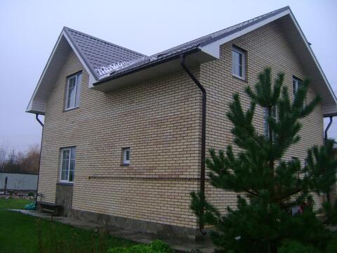 Дом 135 кв.м, Участок 10 сот. , Егорьевское ш, 39 км. от МКАД. ИЖС - Фото 1
