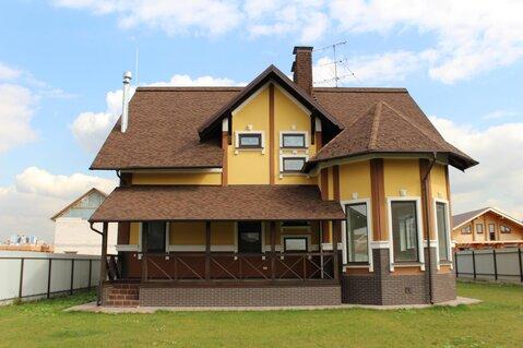 Дом в немецком стиле в охраняемом поселке - Фото 1
