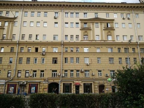 Квартира в историческом центре Москвы, рядом с метро Цветной бульвар - Фото 1