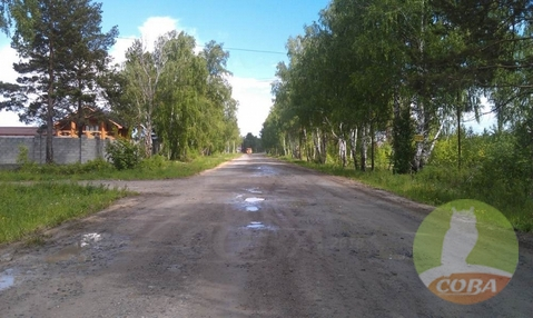 Продажа участка, Перевалово, Тюменский район, Не присвоена - Фото 1