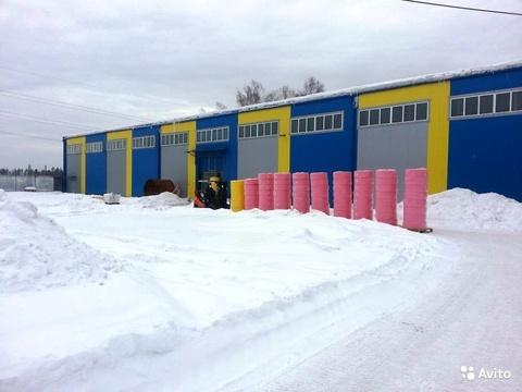 Отапливаемый склад 1313 м2 в Железнодорожном (г.о. Балашиха) - Фото 3