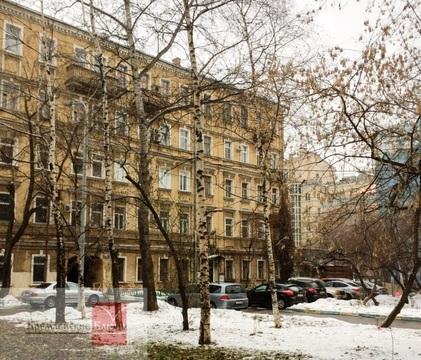 4-к квартира, 92 м2, 1/5 эт, Подсосенский пер, 9, Продажа квартир в Москве, ID объекта - 333218464 - Фото 1