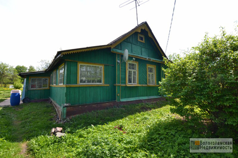 Дом в Волоколамске на ул.Заречная - Фото 1