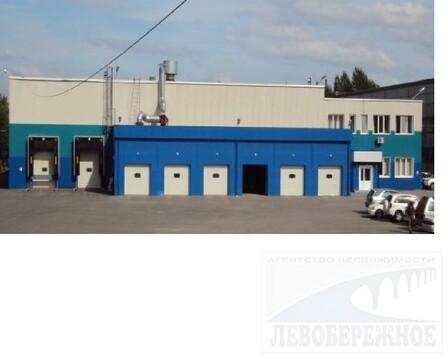 Продажа производственного помещения, Новосибирск, Ул. Станционная 2-я - Фото 2