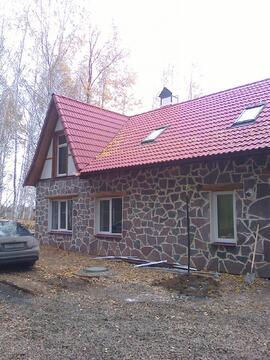 Дом на опушке соснового леса - Фото 1
