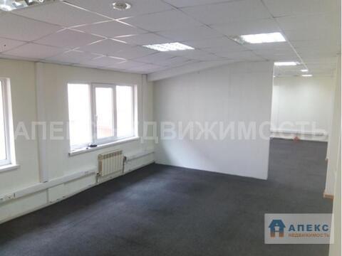 Аренда помещения 52 м2 под офис, м. Тушинская в бизнес-центре класса . - Фото 1